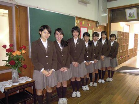 学校説明会   寄宿舎ダイアリー   不二聖心女子学院 中学校・高等学校